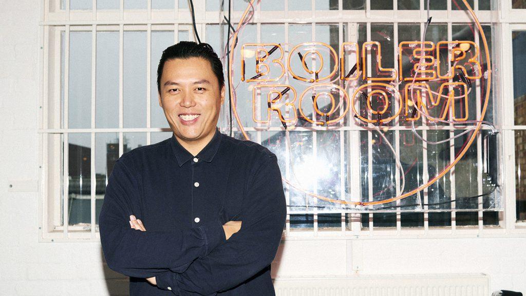 Stephen Mai - Boiler Room