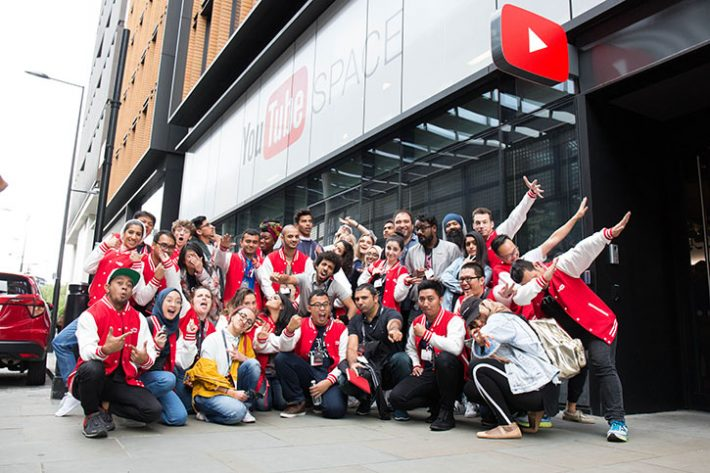 Inside London's YouTube Space - FEED