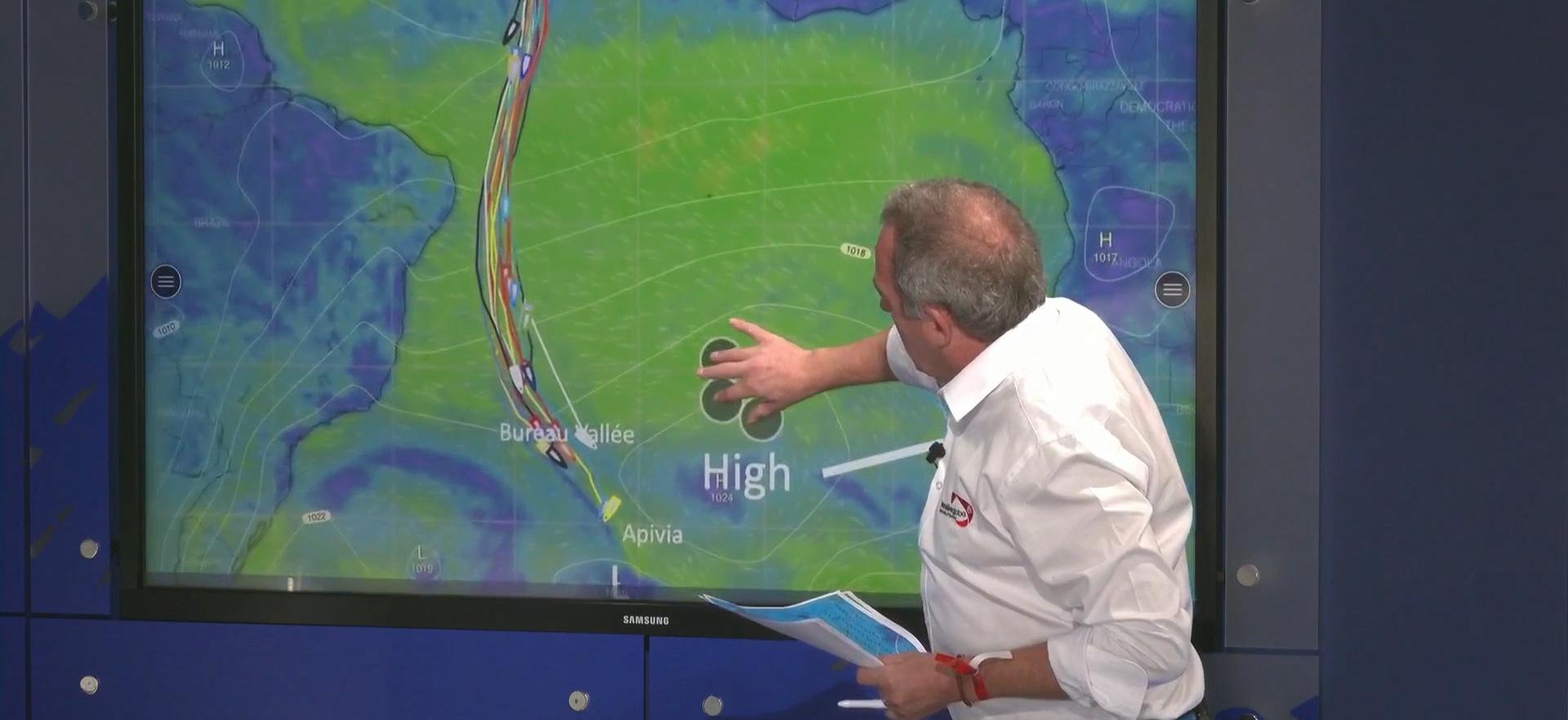 Vendée Globe live stream
