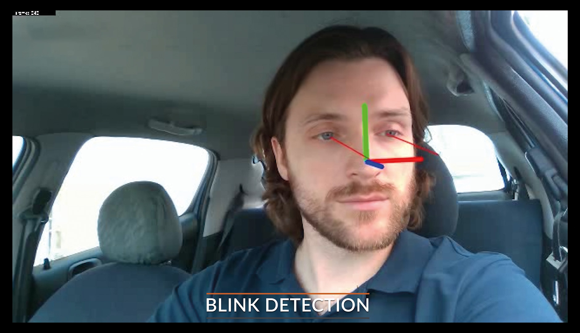 Eye tracking software